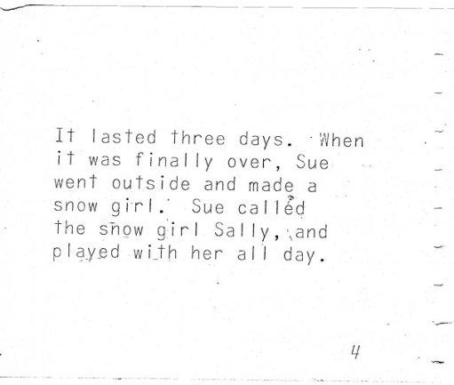 Sally the 4 1:2