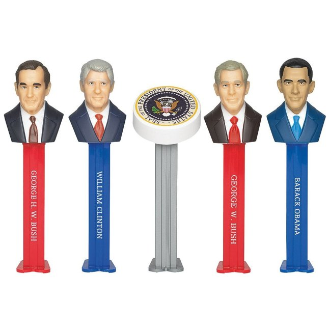 PEZ Presidents
