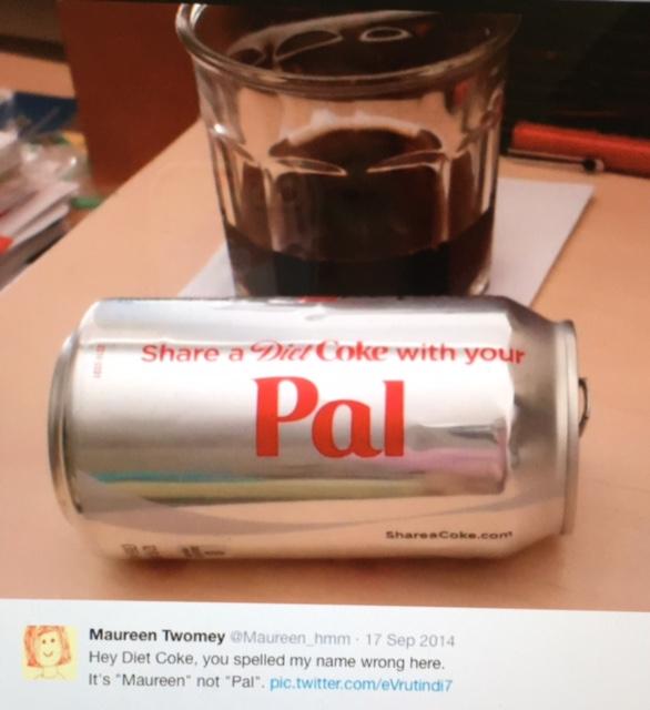 2017 Diet Coke Pal