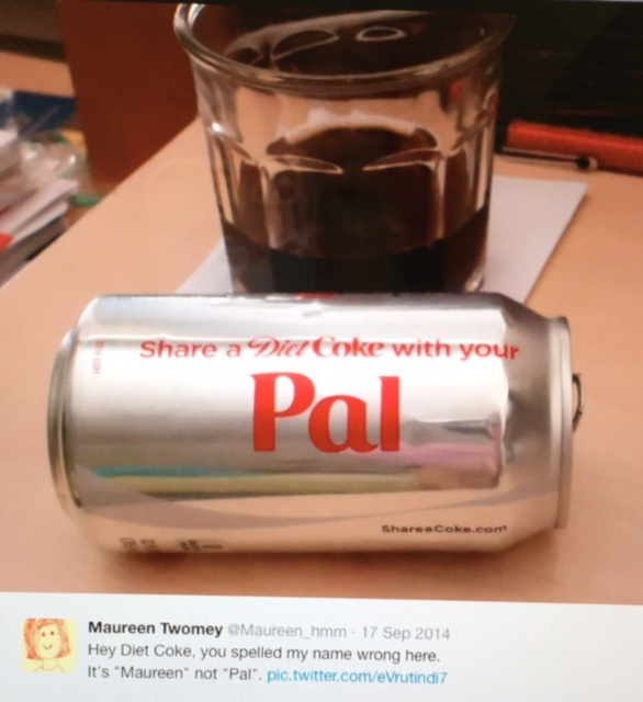 2017 Diet Coke Pal