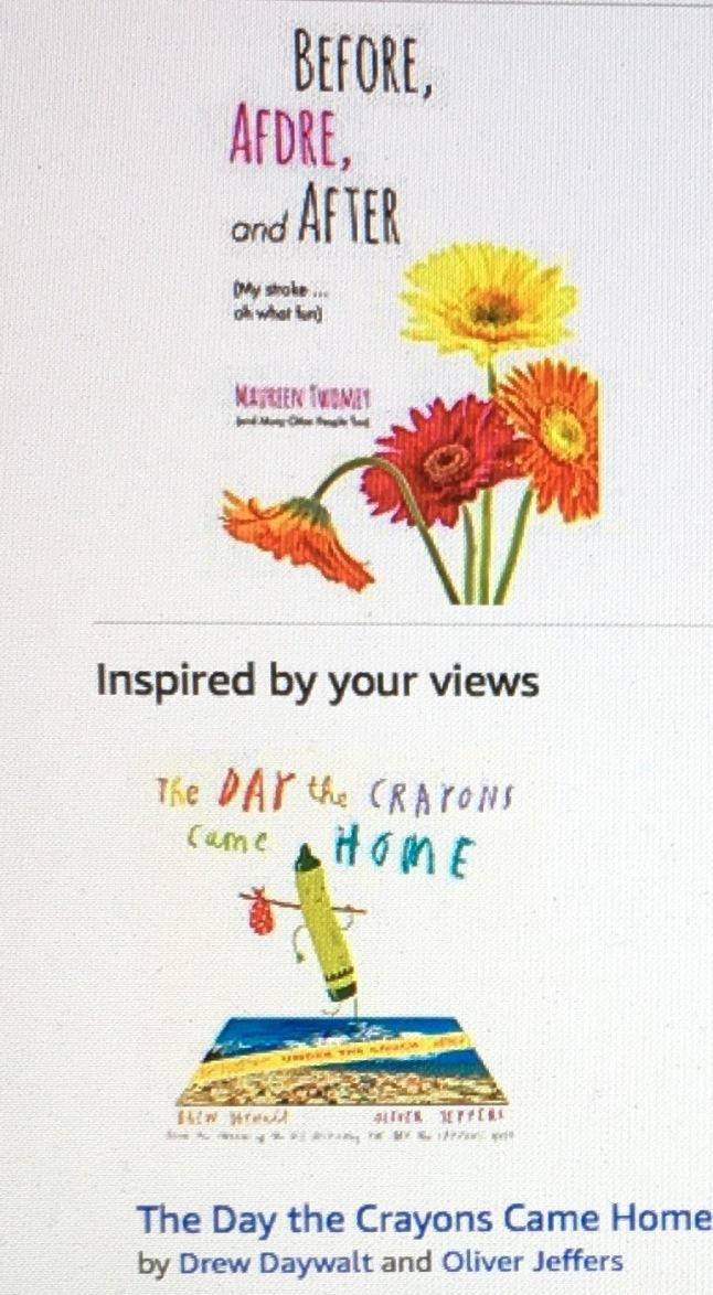 2017 book me & Crayons