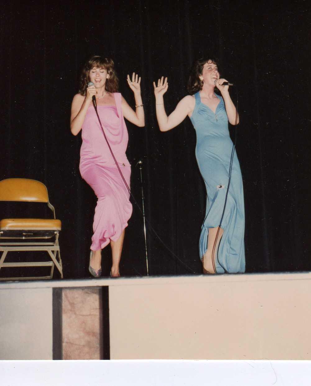 2 The Sweeney Sisters